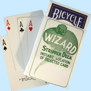 Wizard Stripper Deck