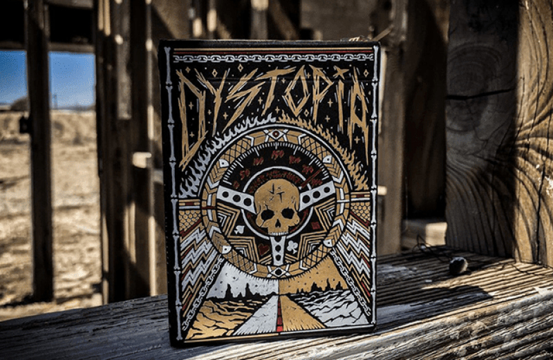 Dystopia Playing Cards