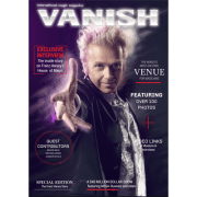 VANISH Magazine by Paul Romhany  (FRANZ HARARY SPECIAL) eBook DOWNLOAD