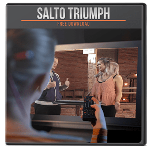 Salto Triumph (Excerpt from Any Shuffled Deck) by Big Blind Media video DOWNLOAD