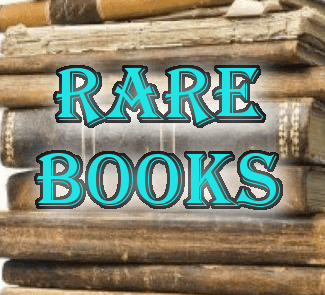 Rare Out of Print Book Sale Now Through 4th of July
