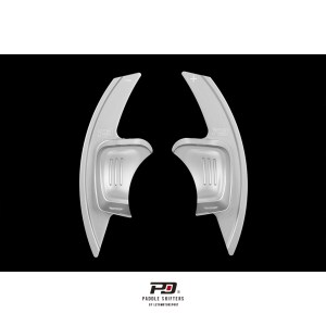 Leyo Motorsport VW Sportline Billet Paddle Shift Extension (Silver)