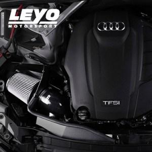 Leyo Motorsport Audi A4 B9 2.0T Cold Air Intake System (Non Flow Sensor)