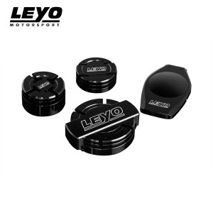 Leyo Motorsport Engine Bay Accessories Caps – VW Mk7 Golf