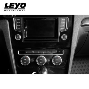 Leyo Motorsport Billet Aluminum Control Knobs (5 Piece)