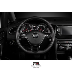 Leyo Motorsport VW Sportline Billet Paddle Shift Extension (Black)