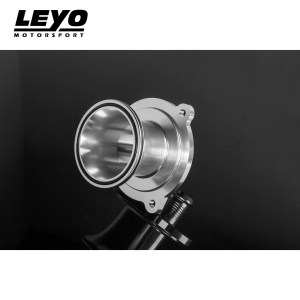 Leyo Motorsport Turbo Muffler Delete Kit (Black) – VW Golf Mk7 GTI/R & Audi A3/S3 8V