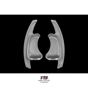 Audi S Tronic Billet Paddle Shift Extension (Silver)(v2)