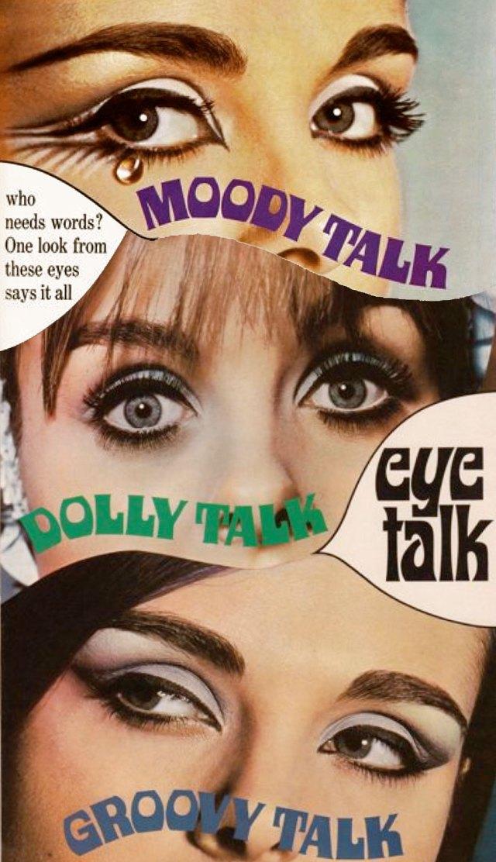 women's 1960s makeup: an overview - hair and makeup artist
