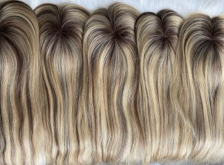 Hair Topper Russian hair (HBF approved product)