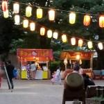 🌻🍭駒沢盆踊り🌻