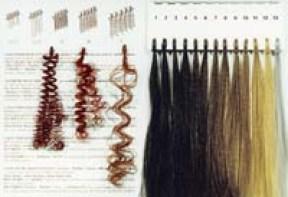 الشعر الصناعي