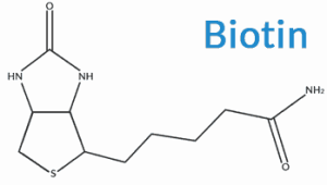 Biotin another key ingredient in this hair growth supplement.