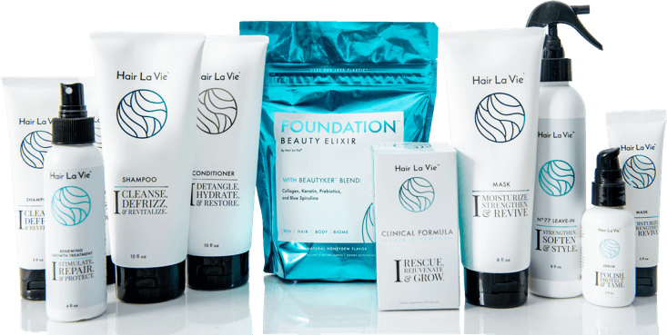 Hair La Vie Products