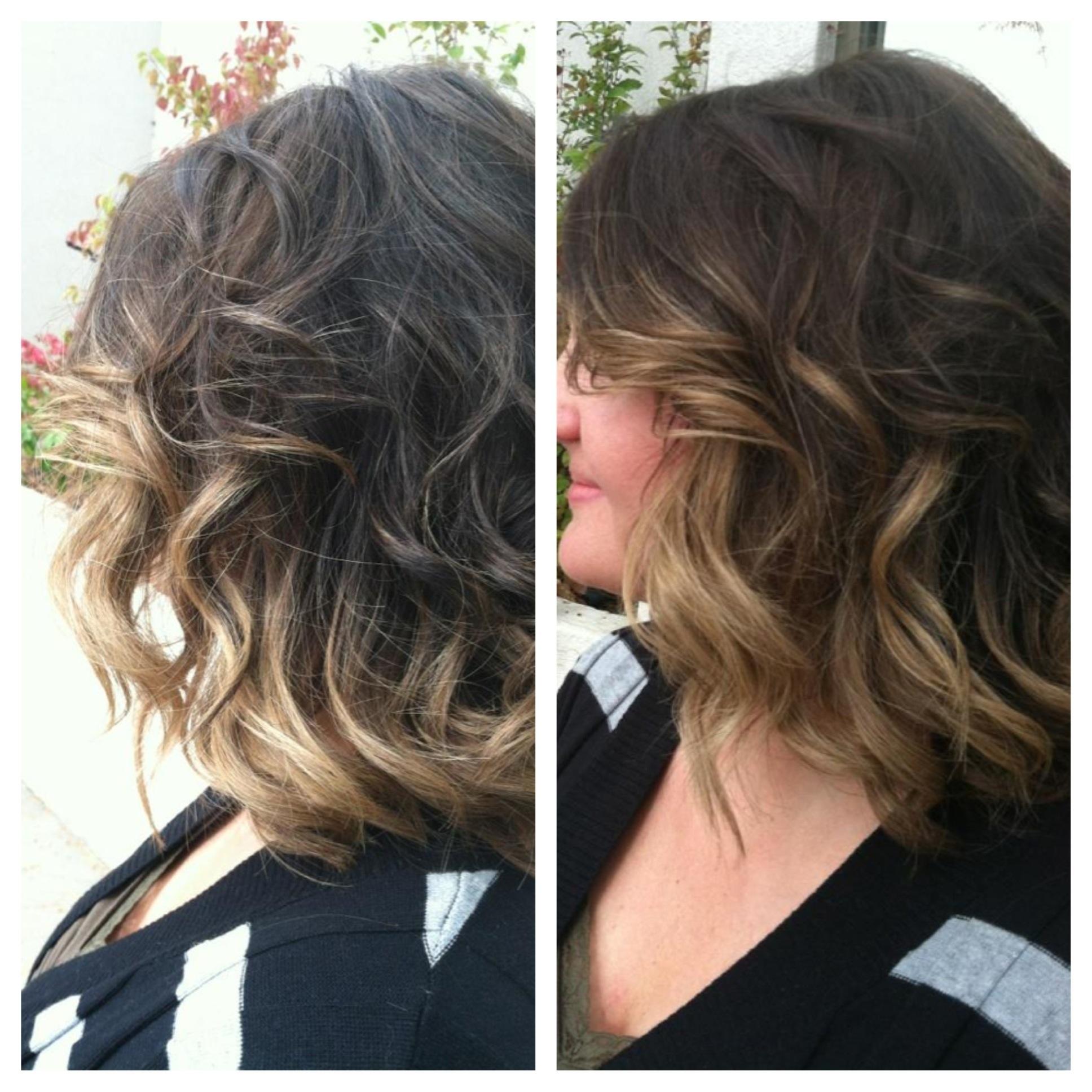 Short Ombre HairByJerika