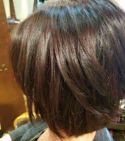 women color haircut