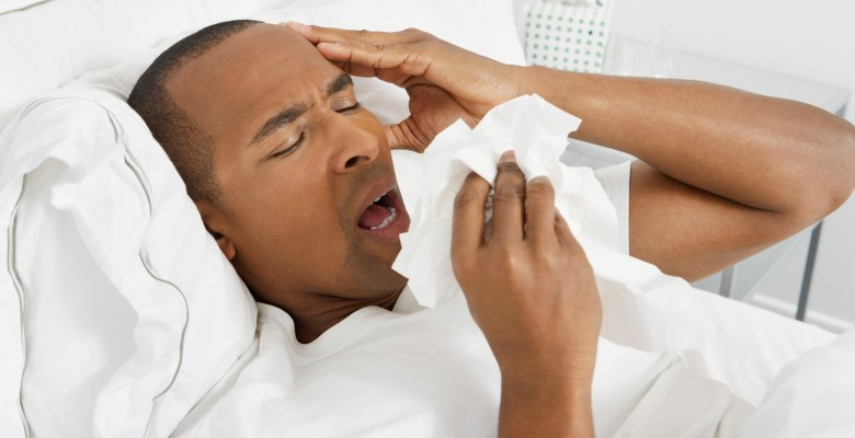 Can Your Flu Cause Hair Loss