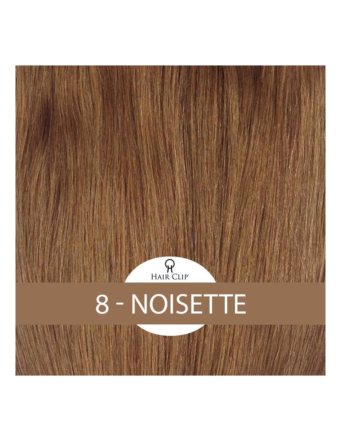 Nuancier De Cheveux Hair Clip Regroupe Toutes Les