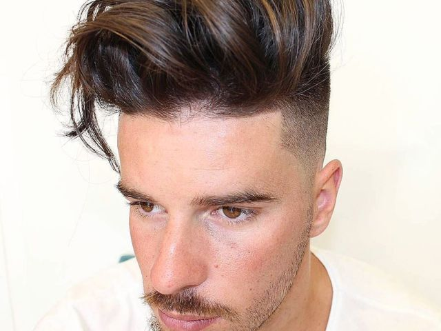 the most flattering haircuts for menface shape | hair clipper