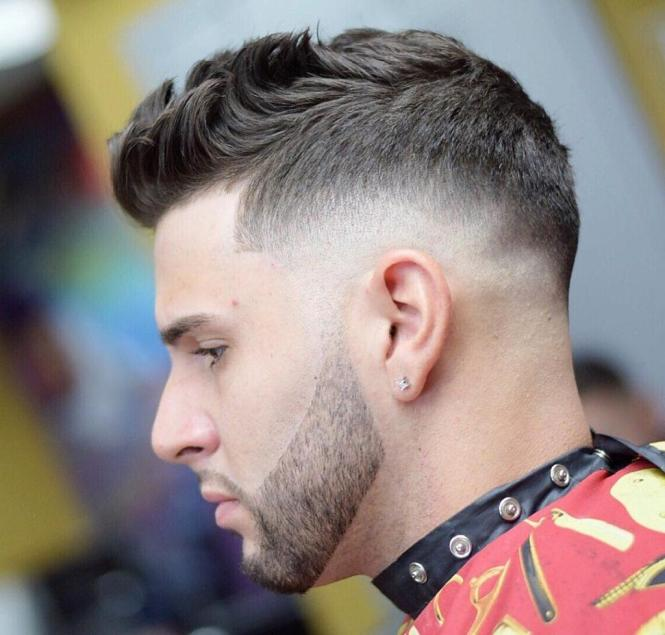Taper Hairstyle For Curly Hair