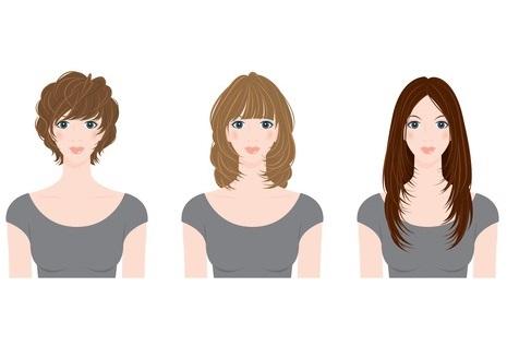 似合う髪型(ヘアスタイル)無料診断