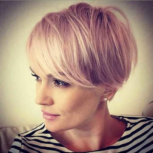Fine-Blonde-Hair Latest Short Blonde Hair Ideas for 2019