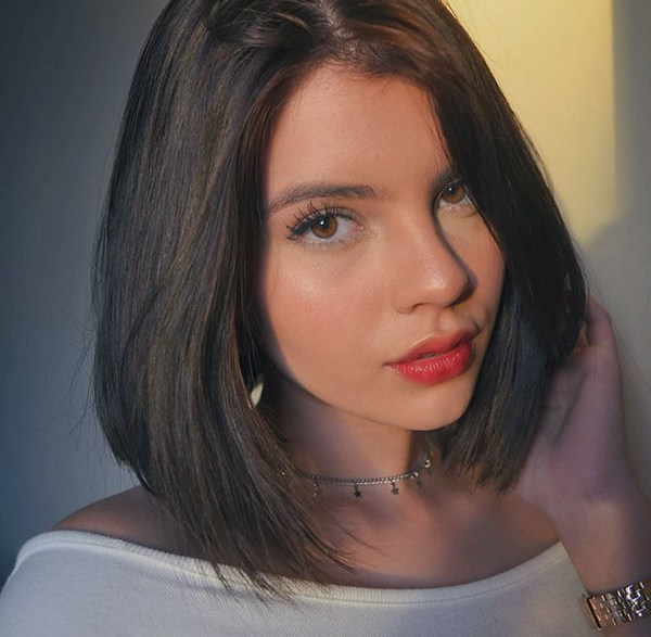 Long-Bob-Hairstyle New Best Short Haircuts 2019