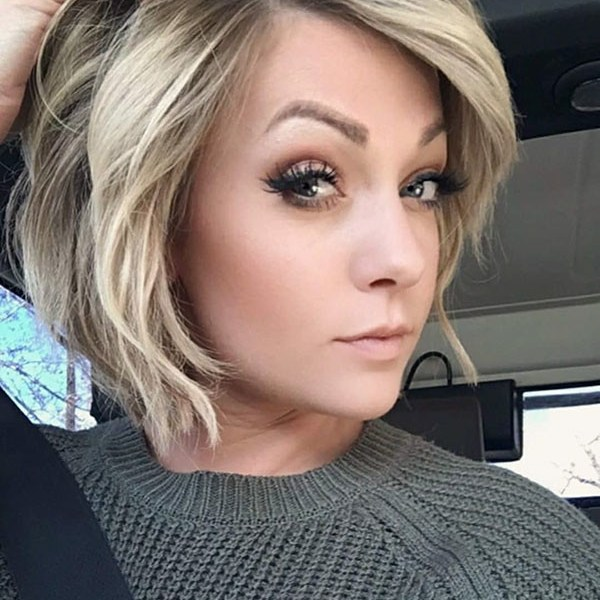 Short-Blonde-Hairstyle New Cute Hairstyles for Short Hair 2019
