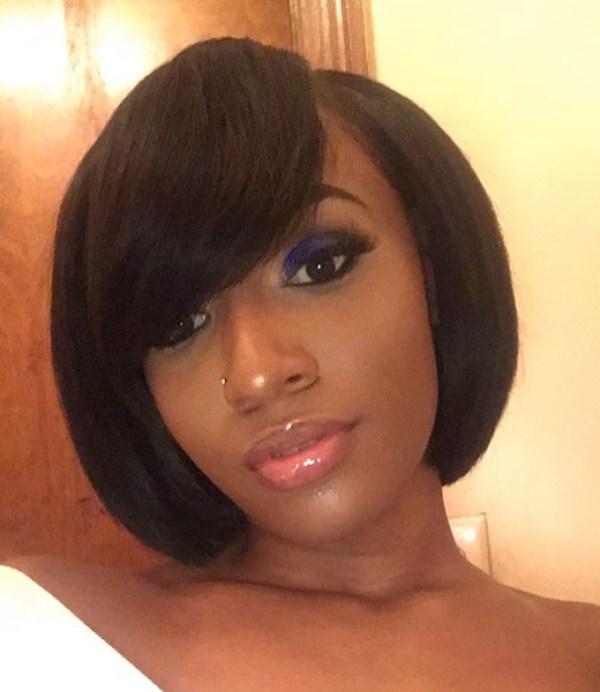 Side-Bangs Latest Short Blonde Hair Ideas for 2019