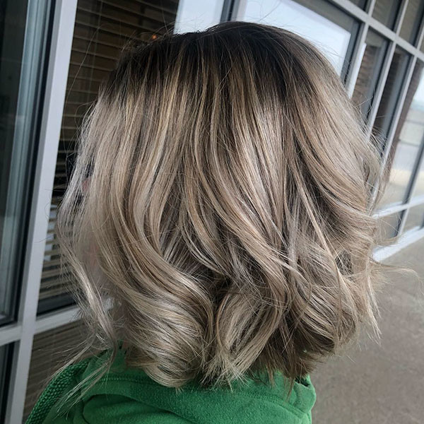 Wavy-Ends Best Bob Haircut Pictures in 2019