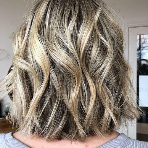 14-blonde-balayage-bob New Blonde Bob Hairstyles 2019