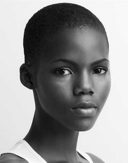Very-short-natural-cuts-for-black-women Beautiful Short Haircuts for Black Women