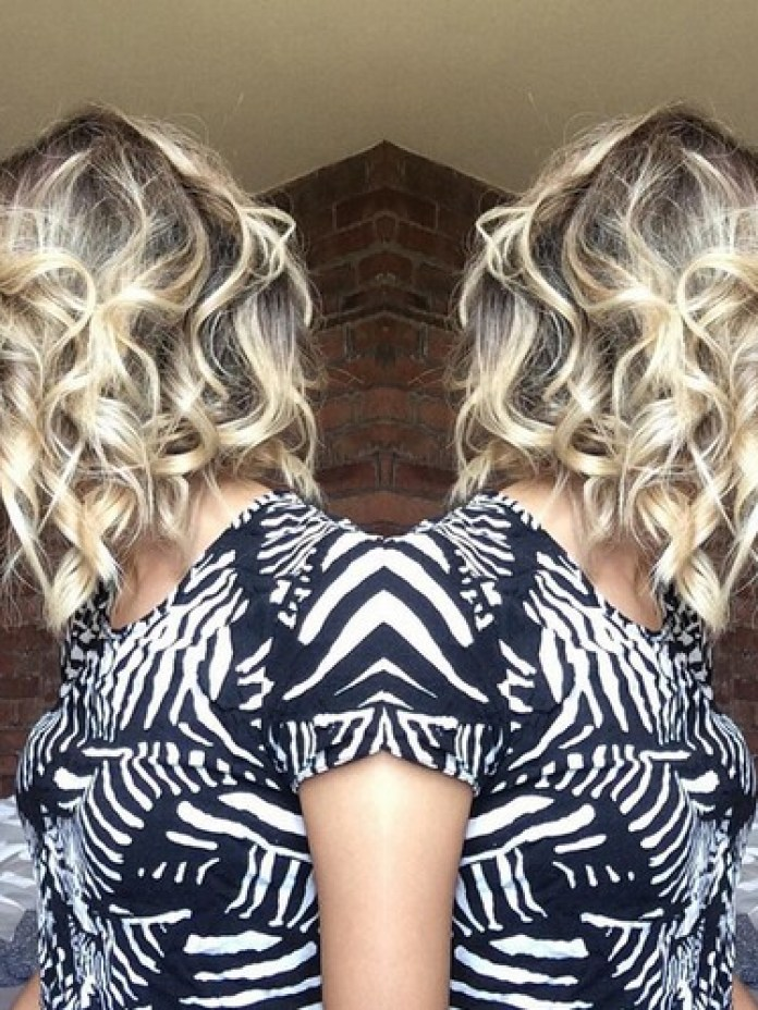 Short-Curly-Bob-Hairstyle Great Short Formal Hairstyles for 2019