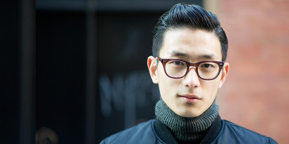Top 11 Trendy Asian Men Hairstyles 2016