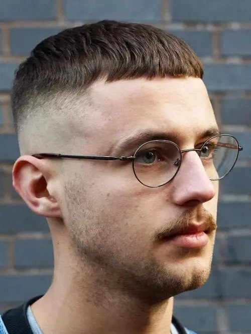 26 Selected Hairstyles For Men With Big Foreheads