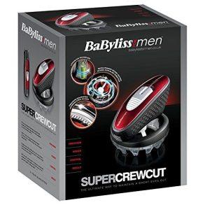 Bablyliss super crewe cut in box