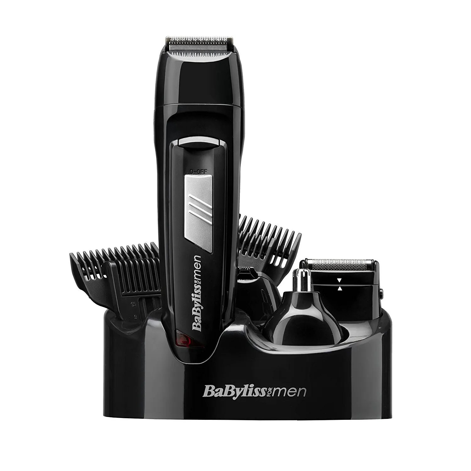 Babyliss 7056CU Cordless Rechargeable 8 In 1 All Over Grooming Kit UK Review