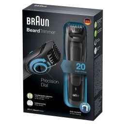 Braun BT5010 Beard Trimmer in the box