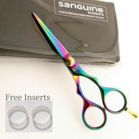 sanguine professional hairdresser scissors