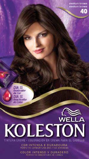 Wella Koleston Perfect 40 Hair Colar And Cut Style