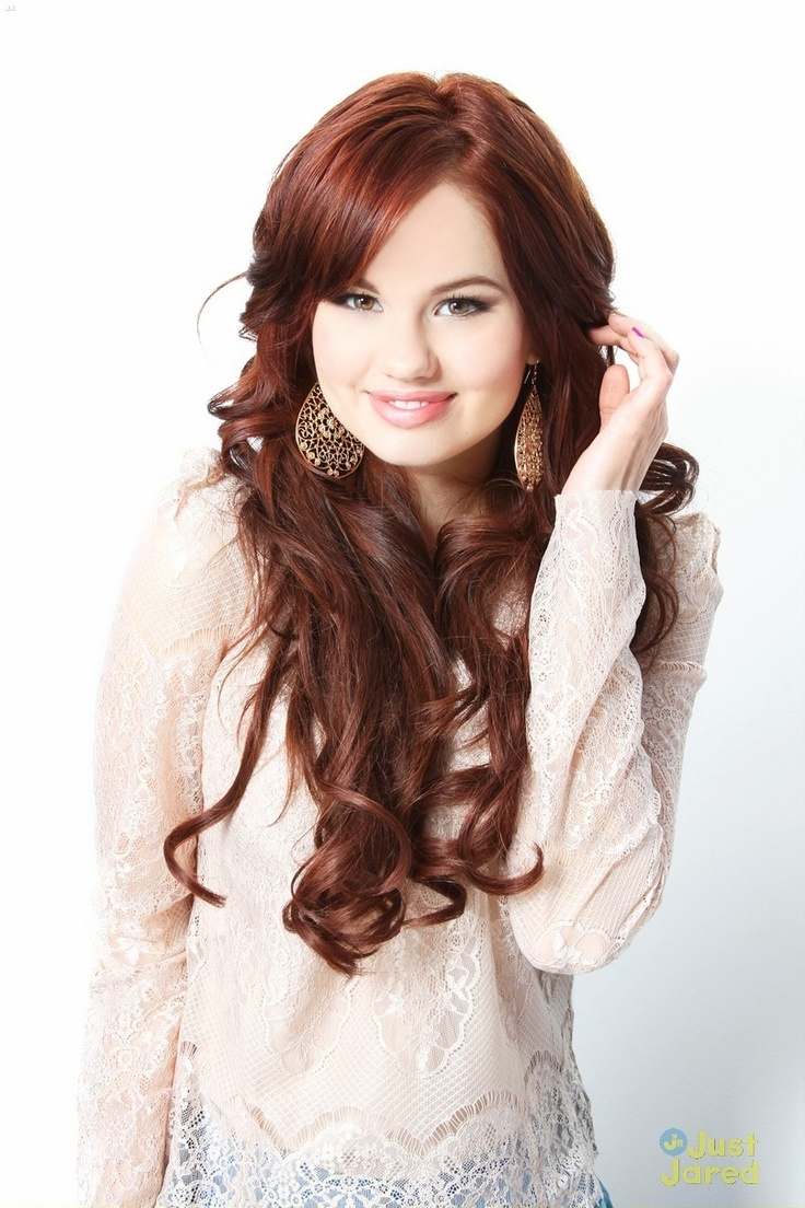 Brown Hair Color Light Skin