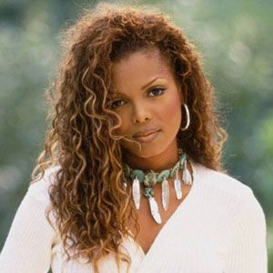 Janet Jackson Hair Color Hair Colar And Cut Style