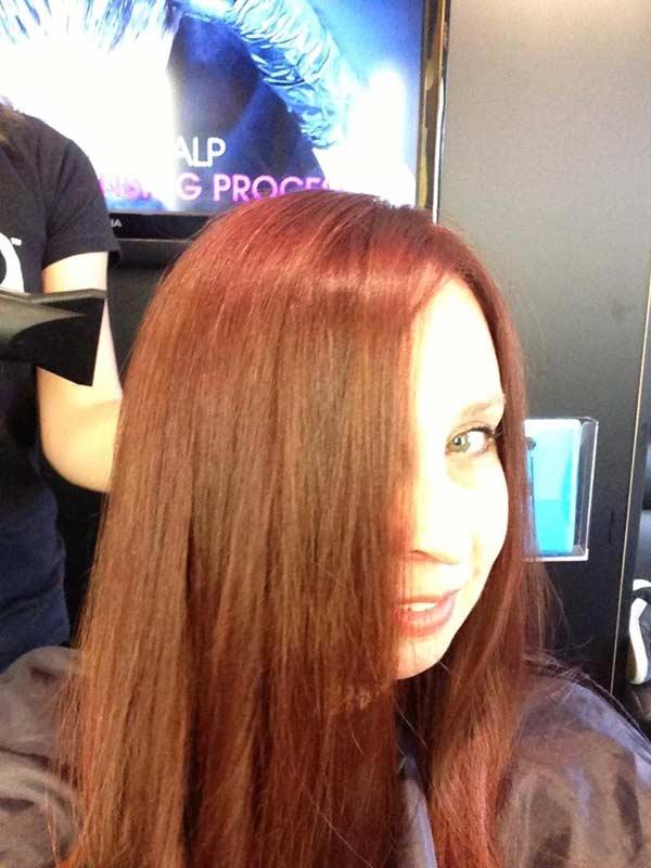 Olia Hair Dye Light Brown
