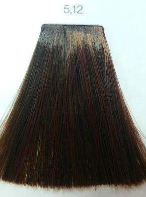 LOreal Noa 512 Ash Iridescent Brown Hair Colar And