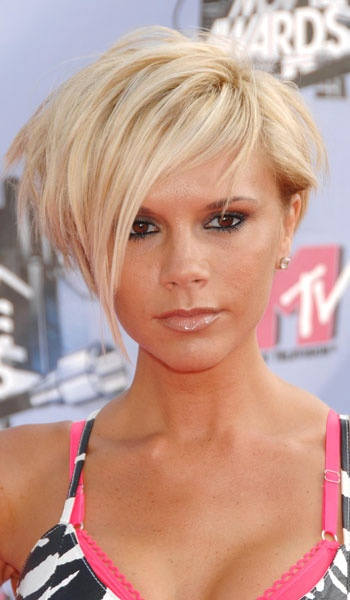 Victoria Beckham Hair Color Hair Colar And Cut Style