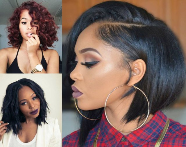 black women bob hairstyles to consider today   hairdrome