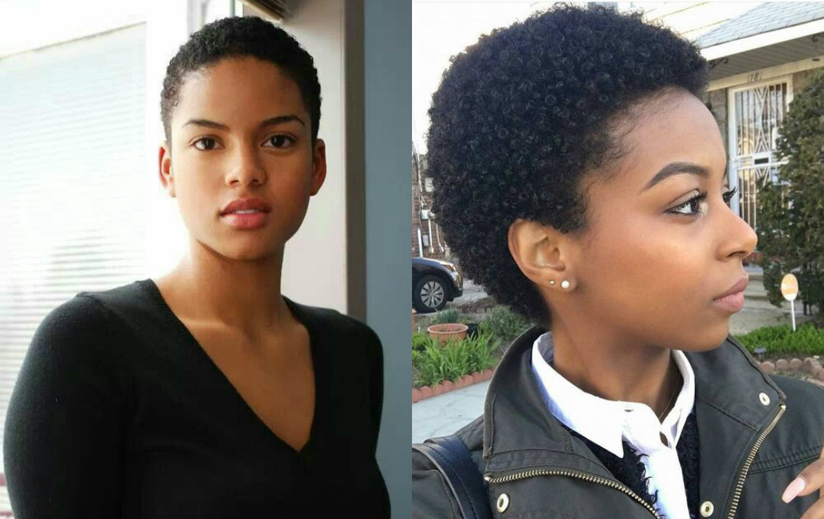 extra-short-black-women-natural-hairstyles