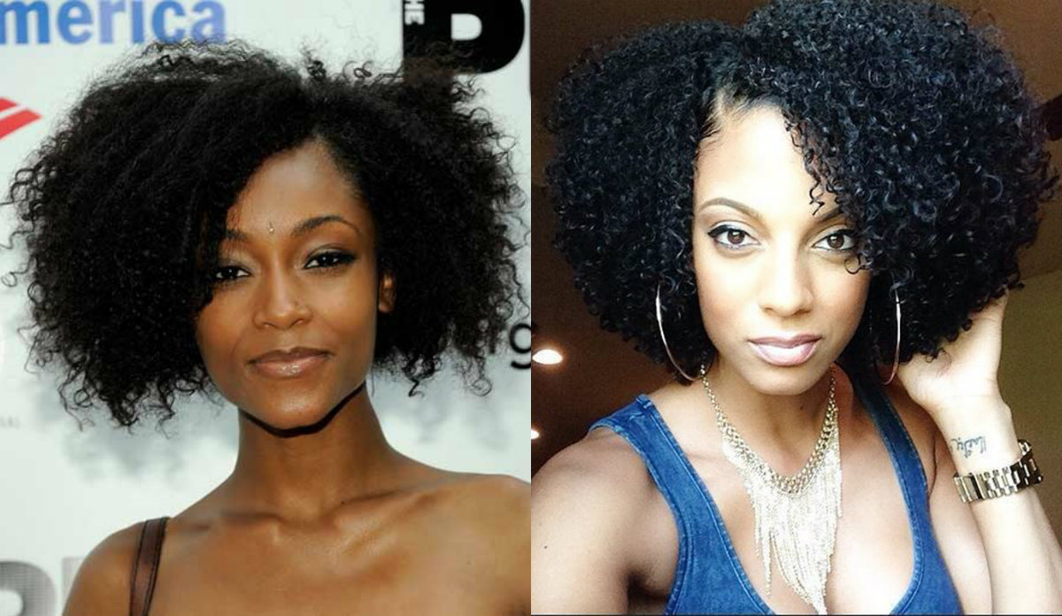 natural-curly-black-women-bob-hairtsyles