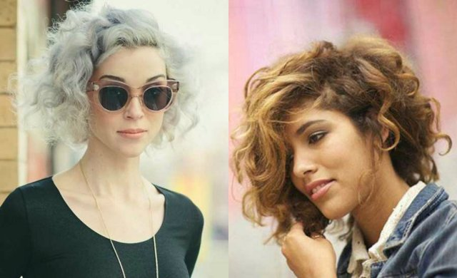 lovely short curly haircuts you will adore   hairdrome