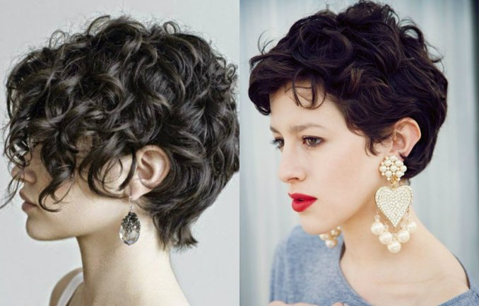 Image Result For Short Wavy Pixie Hairstyles